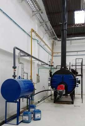 CALDERAS DE TODO TIPO Y COMBUSTIBLE DESDE 10 BHP HASTA 2000 BHP.