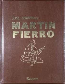 MARTIN FIERRO, Edicion de Lujo