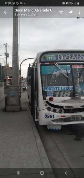 Bus en Guayaquil