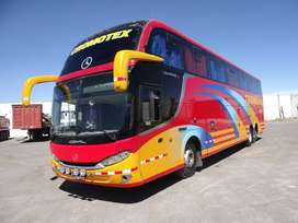 BUS MERCEDES BENZ O-500RSD 2012 PANORAMICO EN PERFECTO ESTADO