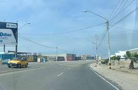 Vendo Terreno Cercado en Plena Autopista a Huanchaco - Trujillo