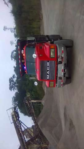 Mack ch electronic  camion
