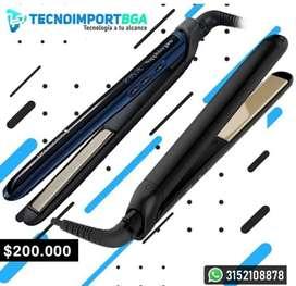 Plancha Remington titanio Sapphire Pro