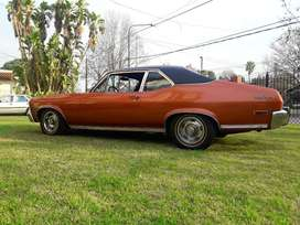 Chevrolet Chevy Coupe Ss 72