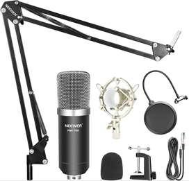 Microfonos condensadores para computador NEEWER YINGSON