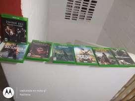 Juegos Xbox one 10/10