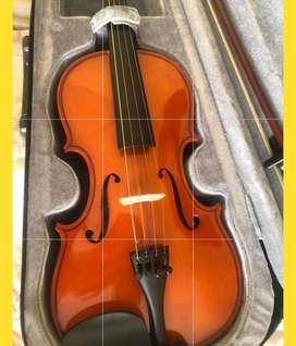 Violin Parrot