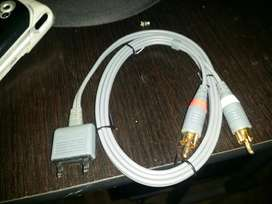 Cable de Audio Sony Ericsson