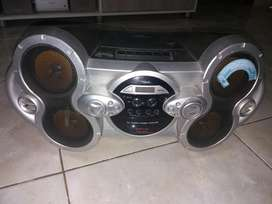 Radio Grabadora Mp3