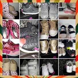 Vendo Zapatillas de Chicos