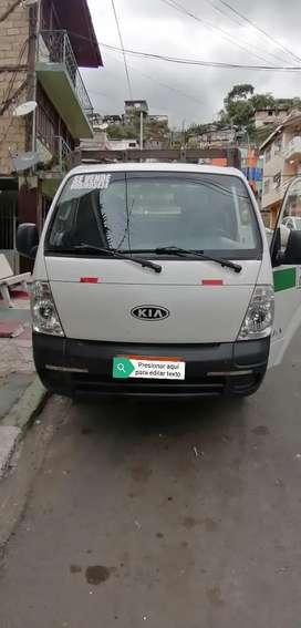 Vendo camión KIA, año 2012 en buen estado