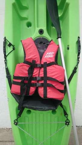 Vendo - permuto por kayak menor valor kayak sit on top modelo kai