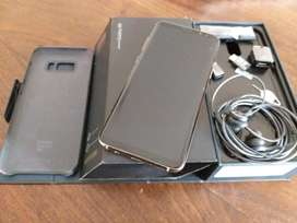 Samsung Galaxy S8 64GB Claro - Color Oro Maple