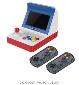 Mini Máquina de Juegos Arcade Retro con