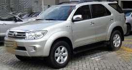 Toyota Fortuner 2013 4x2 Gasolina Placa B