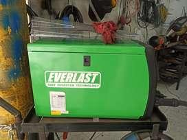 Soldador Everlast Power l - MIG 200