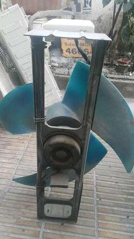 Motor ventilador Unidad Exterior