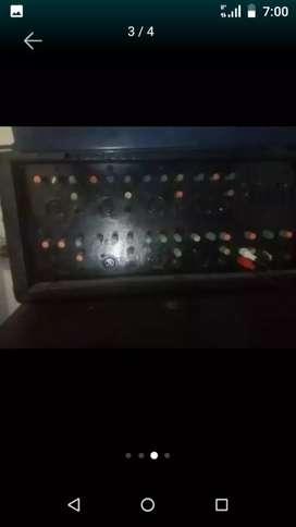 Vendo amplificador en venta