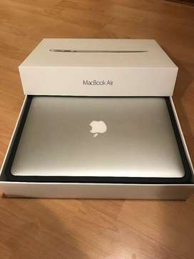 Macbook air 13 2017  core i5 8gb ram 128gb disco duro solido
