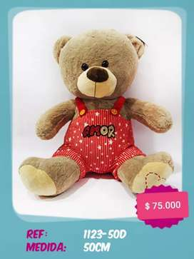 Peluches oso