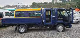 Camion Doble Cabina Diesel Turbo