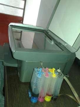 Impresora Epson Cxc Sistema Continuo