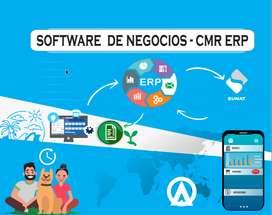 Sistema de ventas ERP CRM, Apps, Página web todo en uno para Financieras, Hoteles, Clínicas, Odontologías y más.