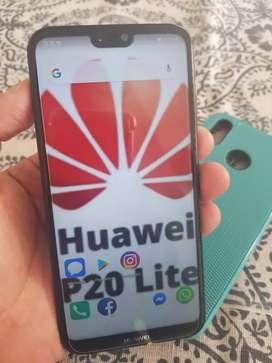 Huawei p20 Lite libre, usado segunda mano  Moreno, Capital Federal y GBA