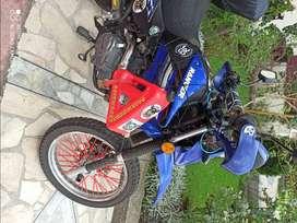 Moto Ranger GY8