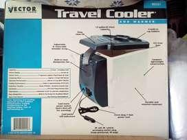Nevera portatil para el vehículo marca Vector