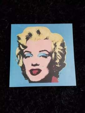 Cuadro Decorativo Marilyn Monroe