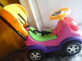 Vendo carro para niños