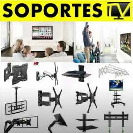 Soporte Tv Articulado Flexible