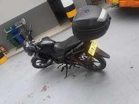 VENDO MOTO CB110