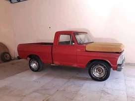 Ford F100 Punta Diamante