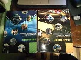 Libros de conduccion licencia C-C1