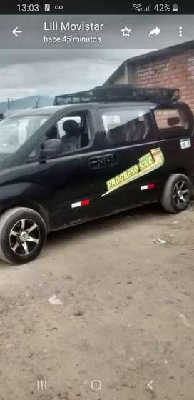 Van hyunday h1 diesel 4 por 2.muy buen estado