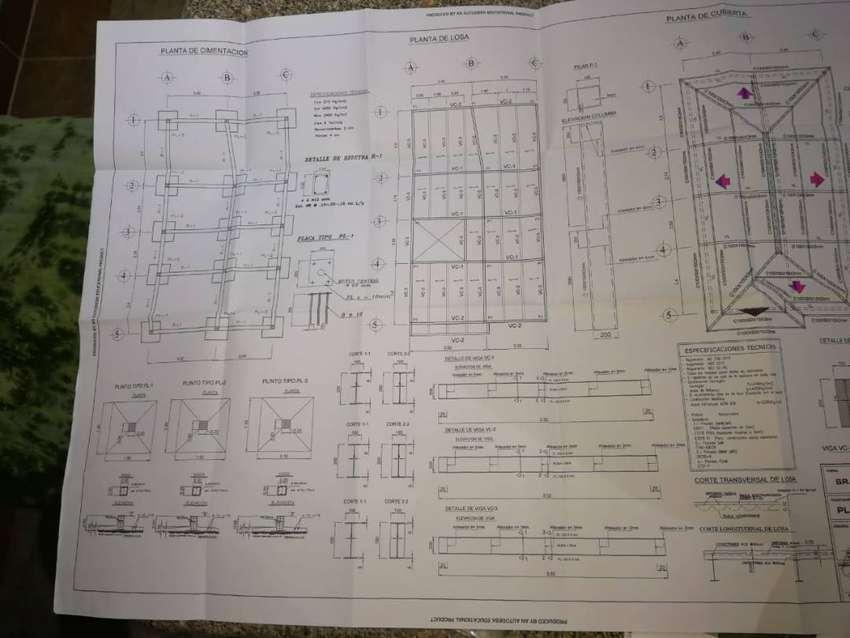 Planos arquitectura 0