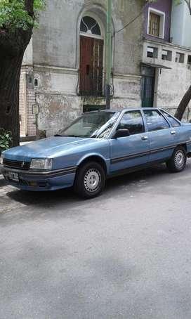 Vendo Renault con gnc