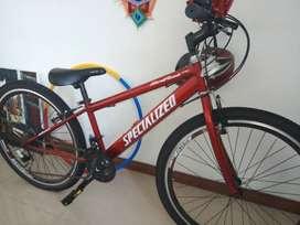 Bicicleta todo terreno 10/10 -Negociable