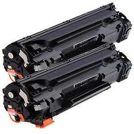 Toner 36a Impresora P1505 M1522 M1120 Compatible HP CB436A