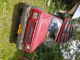 Vendo Daihatsu roky estacas modelo 92 bajo y doble