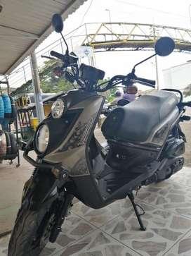 Yamaha Bws como nueva