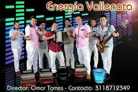 Parranda vallenata Energia Vallenats