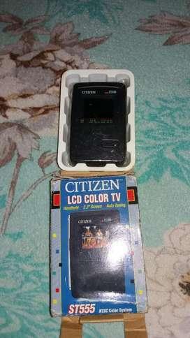 Vendo Televisor Lcd Portatil de Mano