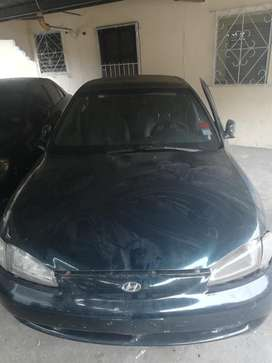 Vendo Hyundai Elantra 1996  Negocible