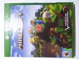 """Minecraft 4K Xbox One Nuevo en Fisico """"Incluido Paquete Exploradores"""""""