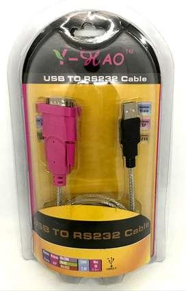 Convertidor de puerto serial RS232 a puerto USB