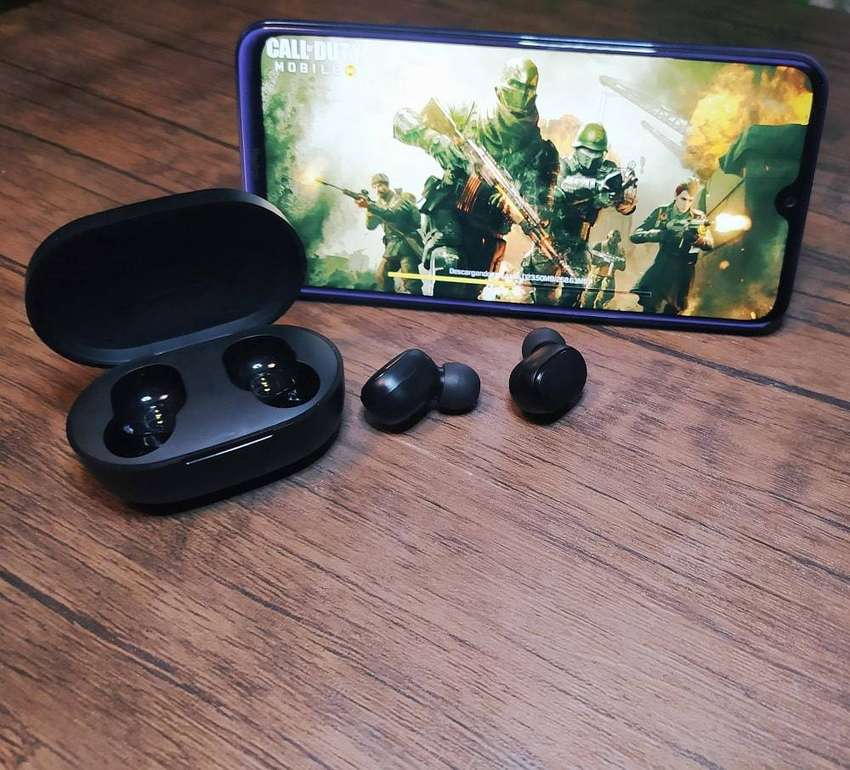 Auriculares Bluetooth Xiaomi Redmi Airdots/Earbuds Basic 0
