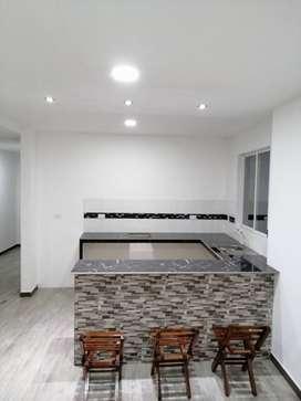 Casa nueva en el centro de la ciudad El Carmen